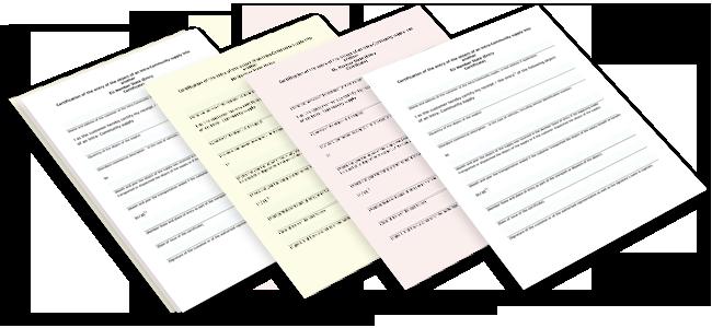Samokopírovací papier   internetovatlaciaren.sk