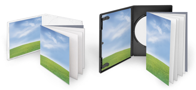 CD/DVD booklety | internetovatlaciaren.sk