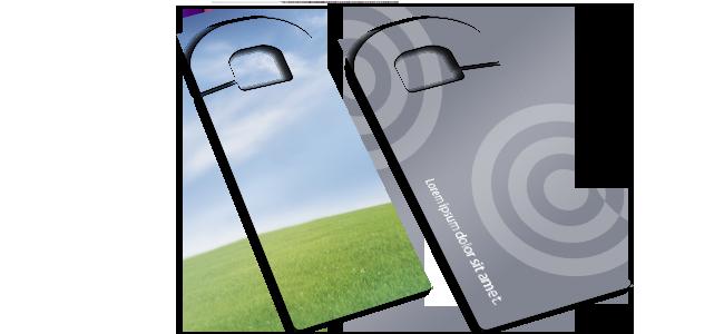 Visačky na dvere | internetovatlaciaren.sk