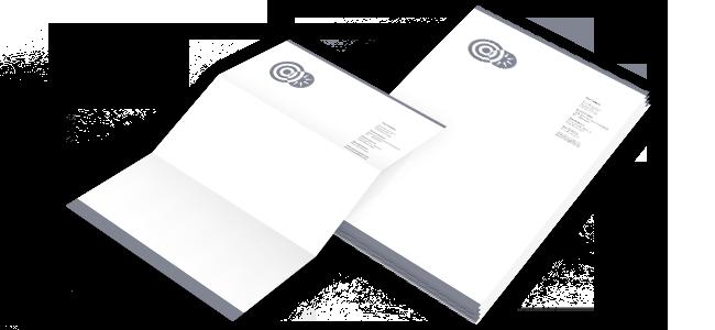 Hlavičkový papier | internetovatlaciaren.sk