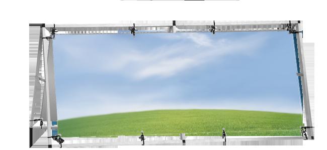 Bannerové rámy   internetovatlaciaren.sk