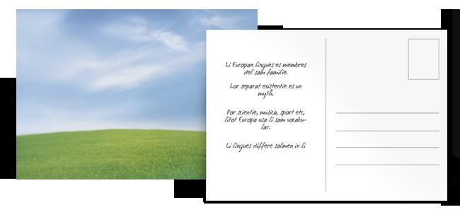 Pohľadnice | internetovatlaciaren.sk